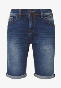 LANCE - Jeans Shorts - bulky wash