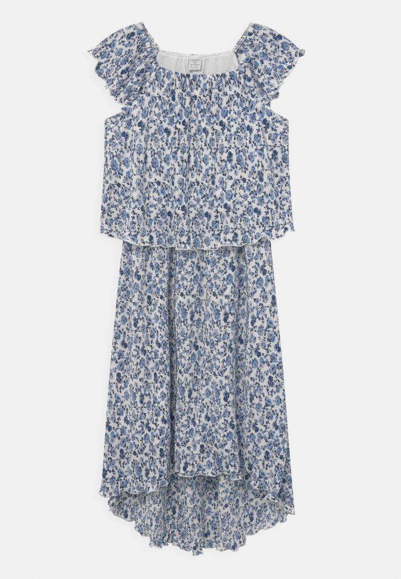 Lindex - BELLA - Korte jurk - light dusty white