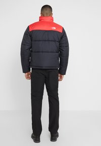 The North Face - JACKET - Winterjas - black/red - 2