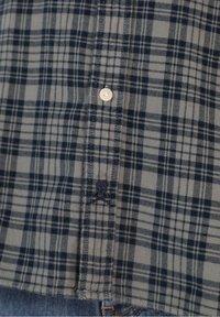Scalpers - TARTAN POCKET - Shirt - light khaki - 5