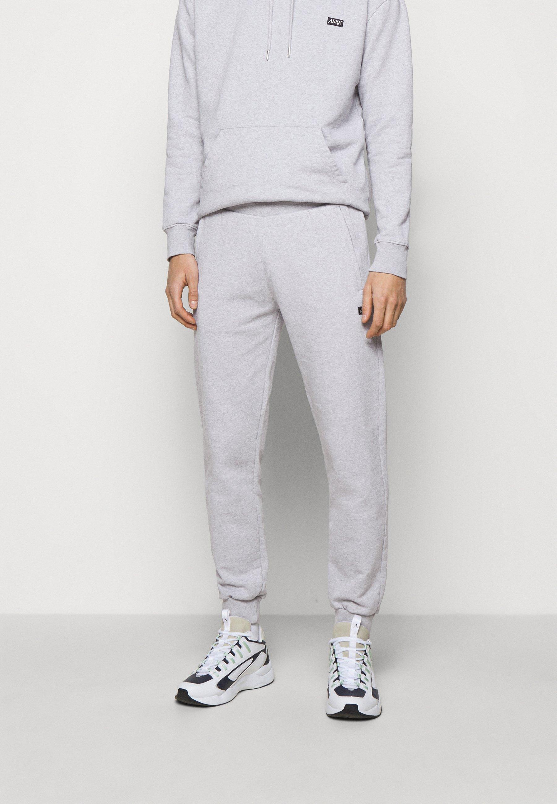 Homme BOX LOGO PANTS - Pantalon de survêtement