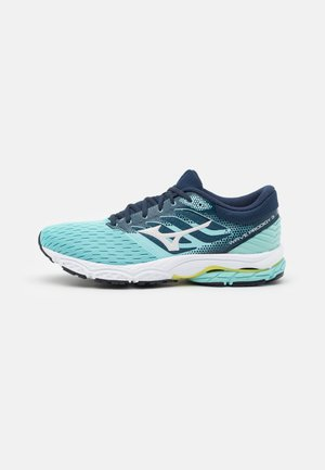 WAVE PRODIGY 3 - Neutral running shoes - aqua splash/snow white/dress blues