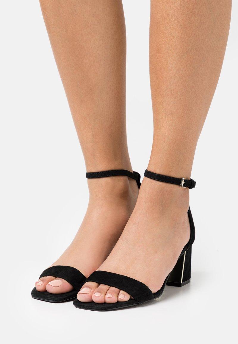 ALDO - KEDEAVIEL - Sandals - black