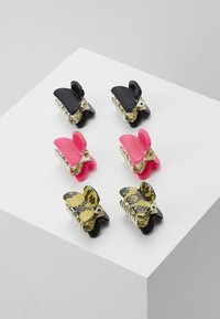 ALDO - BOOTENAL - Hair styling accessory - hot pink/black - 0