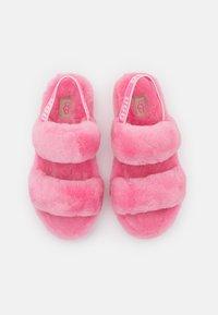 UGG - OH YEAH - Sandalen met plateauzool - sachet pink - 5