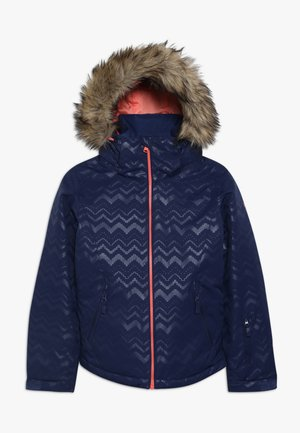 JET SKI - Snowboardová bunda - medieval blue