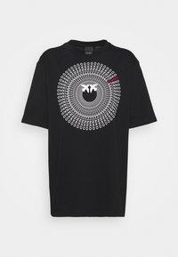 Pinko - ACQUALAGNA - T-shirt imprimé - black - 4