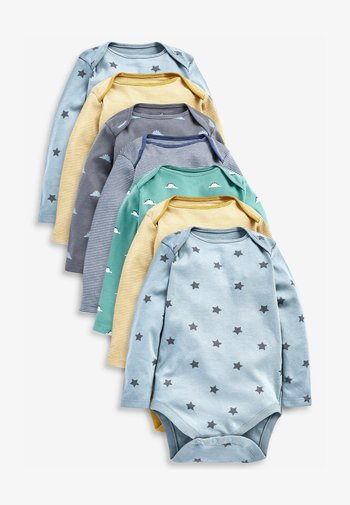 7 PACK  - Body - teal