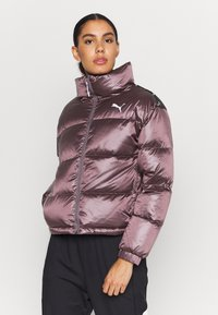 Puma - SHINE JACKET - Down jacket - foxglove - 0