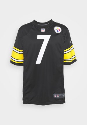 NFL PITTSBURGH STEELERS GAME TEAM COLOUR - Club wear - black