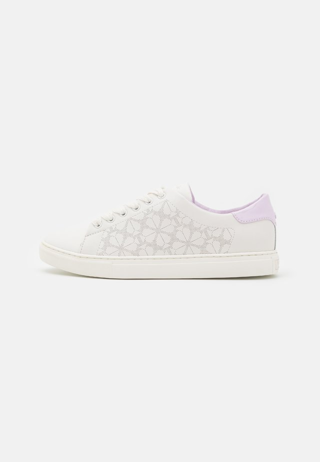 AUDREY - Sneakers laag - optic white/lilac