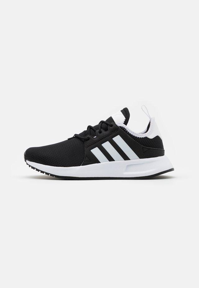 X_PLR UNISEX - Tenisky - core black/footwear white