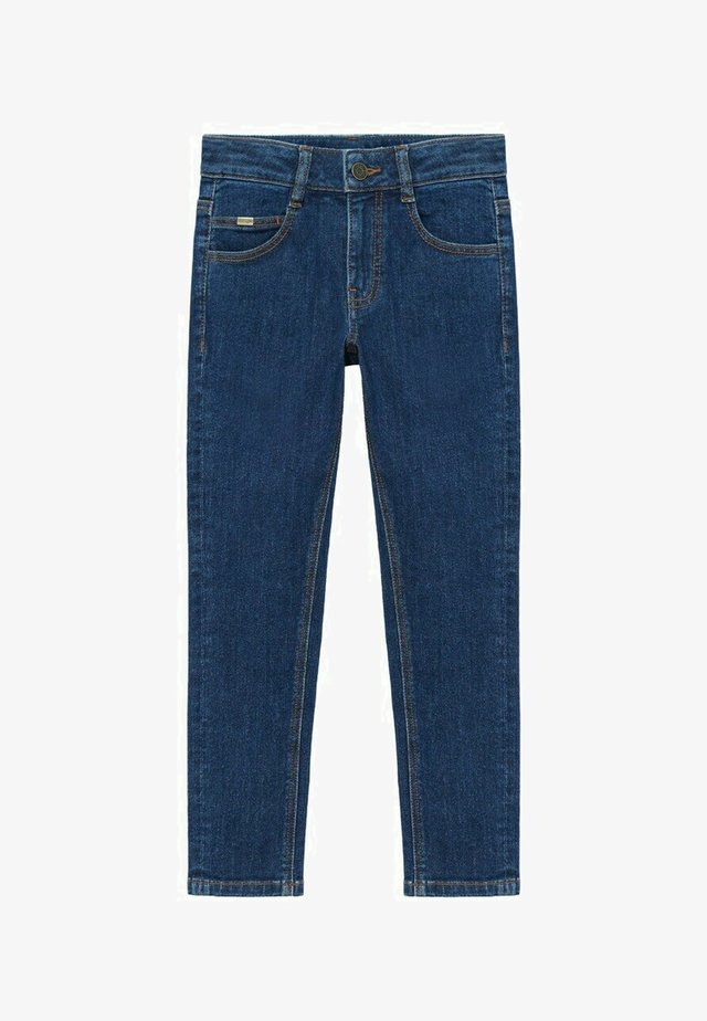 REGULAR - Straight leg jeans - dunkelblau