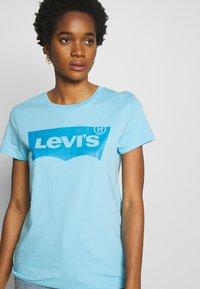 Levi's® - THE PERFECT TEE - T-shirts print - baltic sea - 3