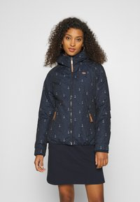 Ragwear - DIZZIE MARINA - Winter jacket - navy - 0
