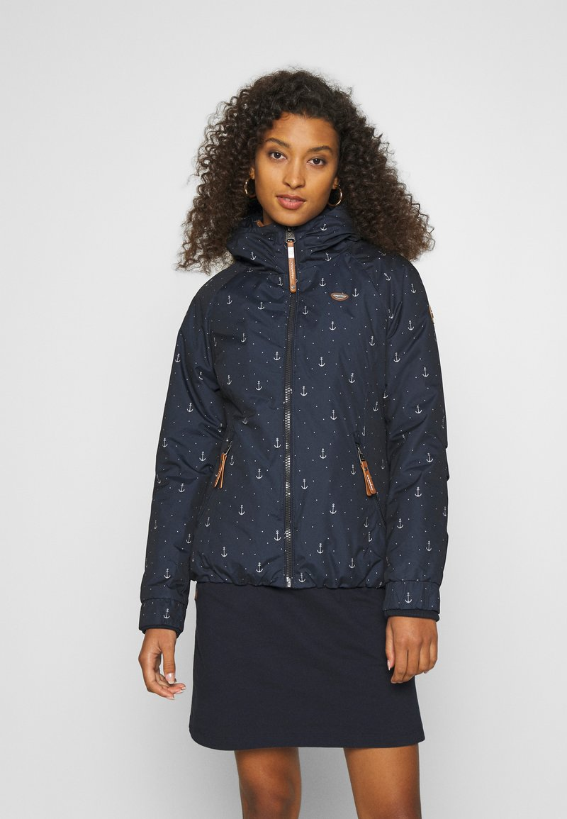 Ragwear - DIZZIE MARINA - Winter jacket - navy