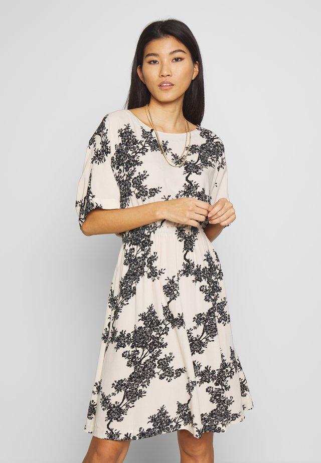 NAN - Korte jurk - black