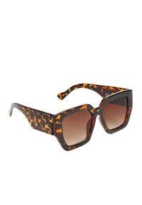 Stradivarius - Sunglasses - brown - 3