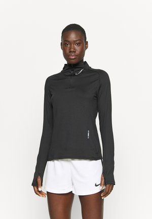 MIDLAYER - T-shirt de sport - black