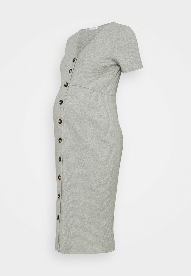DRESS - Jerseyjurk - light grey