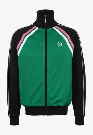 GHIBLI - Training jacket - 519 golf green/black