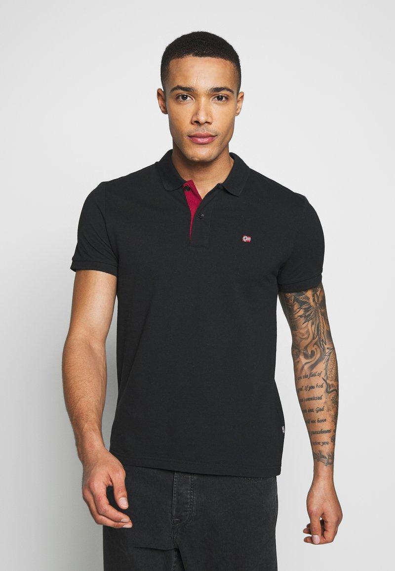 Napapijri - EZY - Polo shirt - black