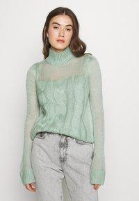 Fashion Union - ALAN - Jumper - green - 0