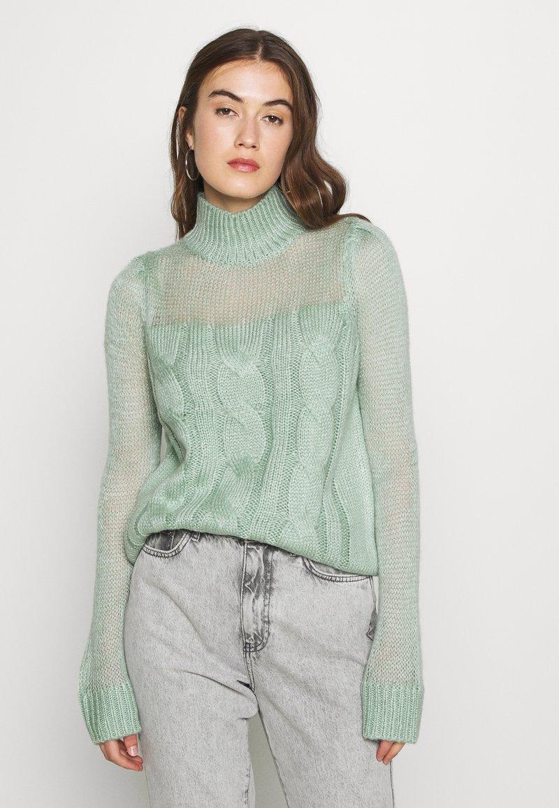 Fashion Union - ALAN - Jumper - green