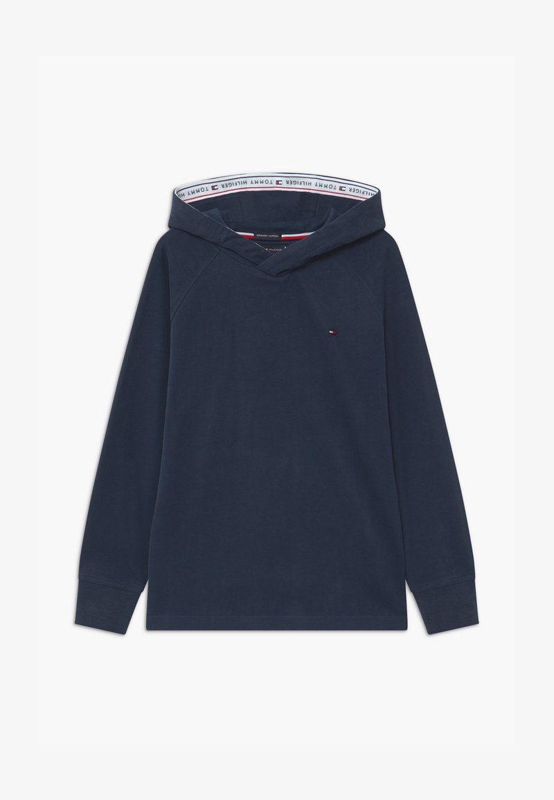 Tommy Hilfiger - TAPE HOODIE - Jersey con capucha - blue