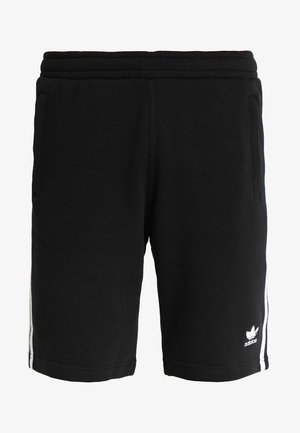 3 STRIPE UNISEX - Tracksuit bottoms - black