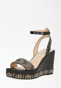 Guess - NOLDO - Platform sandals - schwarz - 1