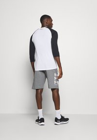 Under Armour - Sports shorts - pitch gray/light heather - 2