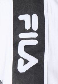 Fila - FIONA HIGH WAIST - Shorts - bright white - 5