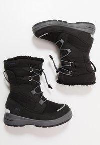 Viking - HASLUM GTX - Winter boots - black - 0