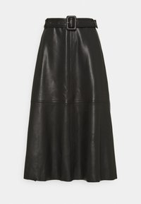 KAEDLYN SKIRT - A-line skirt - black deep