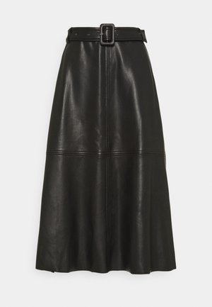 KAEDLYN SKIRT - A-Linien-Rock - black deep