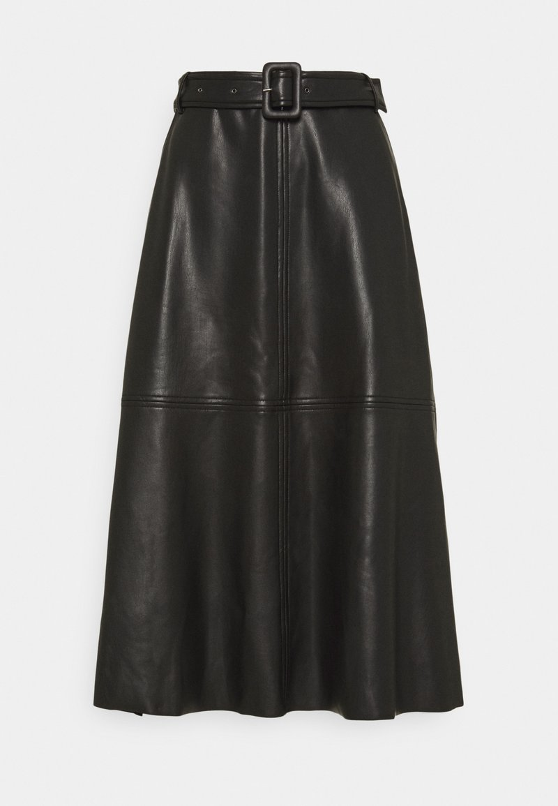 Kaffe - KAEDLYN SKIRT - A-line skirt - black deep