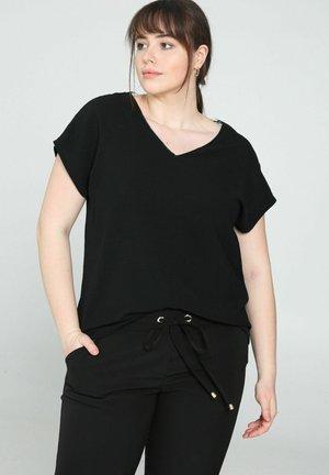 LACE - Blouse - black