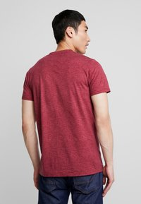 Hollister Co. - CREW - Print T-shirt - burg - 2
