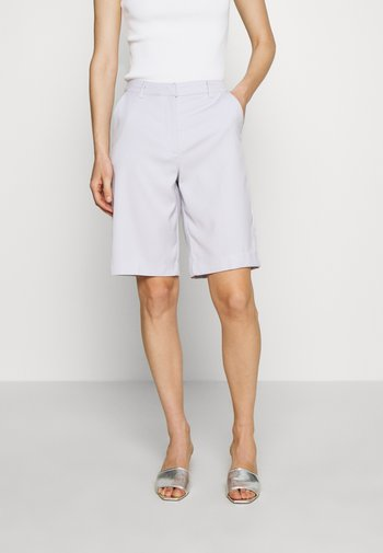 THE BERMUDA - Shorts - grey lilac