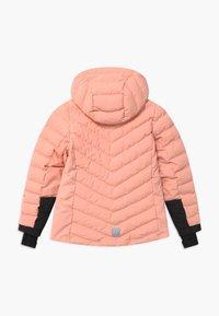 Reima - AUSTFONNA - Snowboard jacket - powder pink - 1