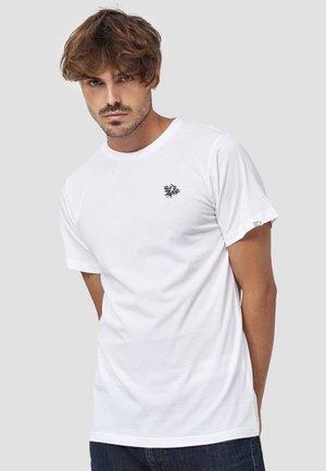 FLIEGE - T-shirt basic - weiß