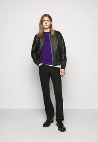 PS Paul Smith - MENS REG FIT - Mikina - purple - 1