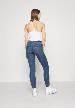 SCARLETT - Jeans Skinny Fit - dark aberdeen
