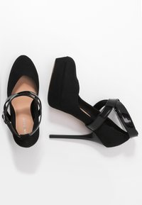 Even&Odd - Zapatos altos - black - 3