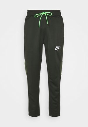 PANT - Tracksuit bottoms - sequoia/carbon green/white