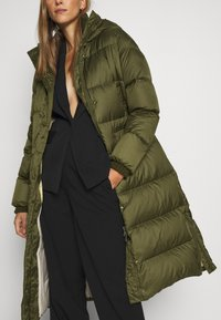 Marc O'Polo - BIG PUFFER COAT FILLED - Down coat - khaki - 3