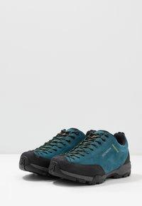 Scarpa - MOJITO TRAIL - Hiking shoes - lakeblue - 2