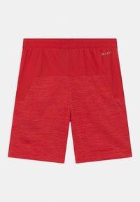 Nike Sportswear - Shorts - university red heather - 1