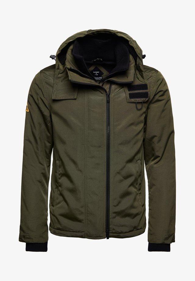 OTTOMAN ARCTIC SD - Outdoorjas - army khaki